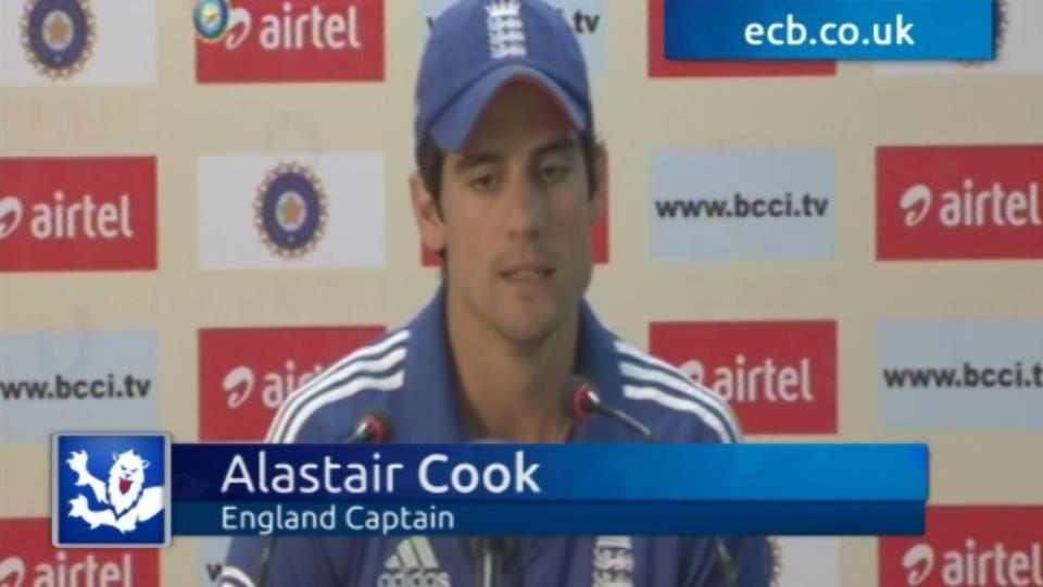 Nightmare for England but dream for Dhoni