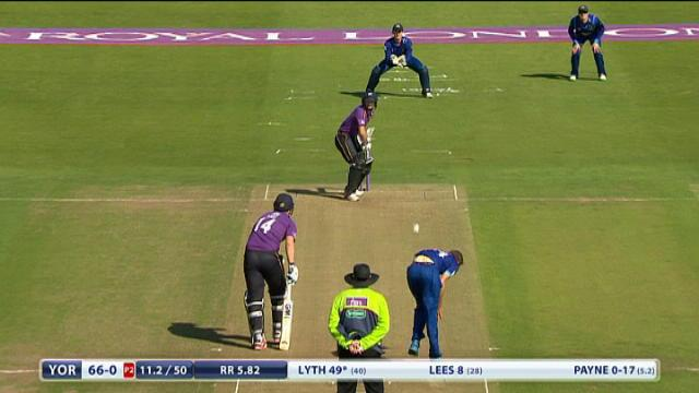 Yorkshire v Gloucestershire - Royal London One Day Cup - Yorkshire Innings