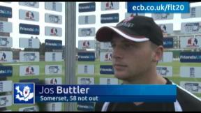 Buttler does the business