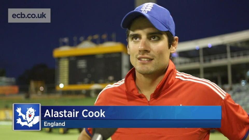 Cook determined to remain in charge