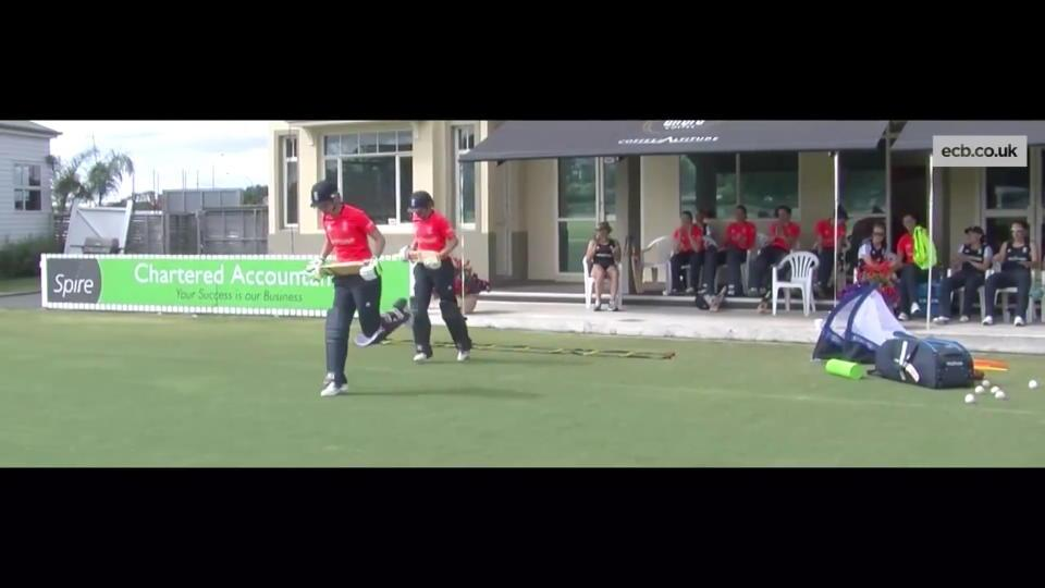 Match highlights England Women v New Zealand, 2nd T20