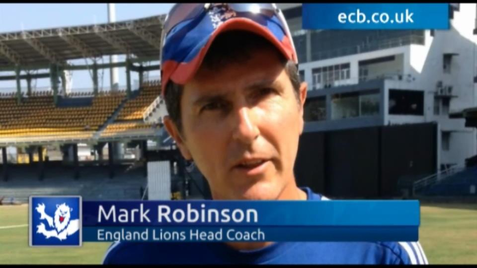Robinson hails 'special' achievement