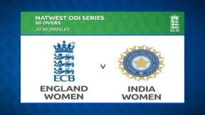 England v India - 5th Women's ODI - highlights