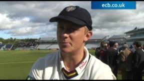 Borthwick hails Durham bowlers