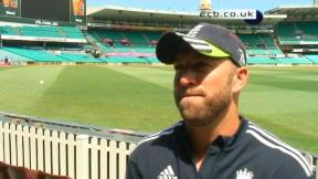 Exclusive with Matt Prior