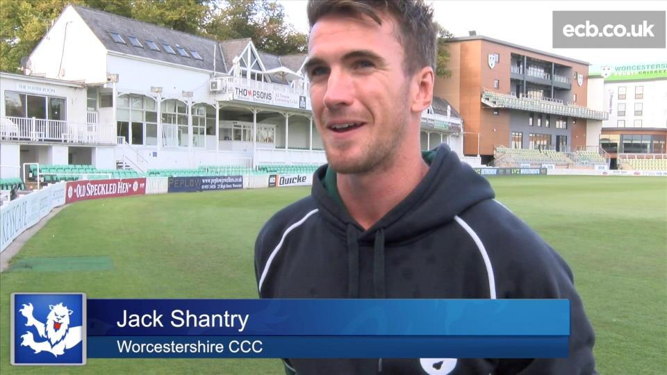 Shantry reflects on glorious match