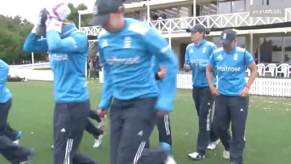 Highlights from England Women v New Zealand 4th ODI