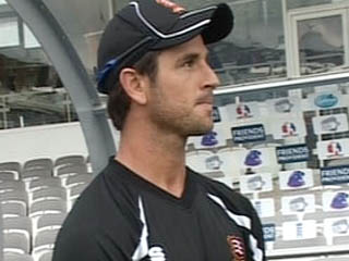 Ten Doeschate wins May FTI MVP
