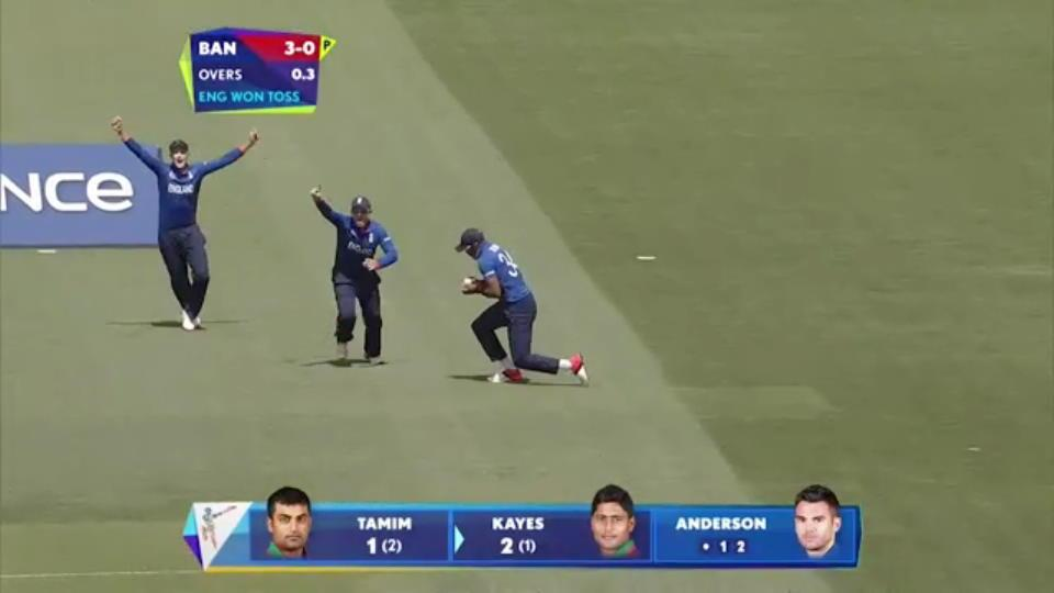 England v Bangladesh, World Cup match highlights