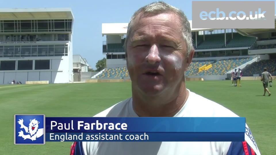 Win was a relief - Farbrace