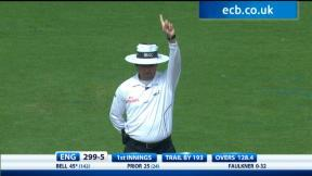 England v Australia - 5th Investec Ashes Test highlights, Day 5 AM