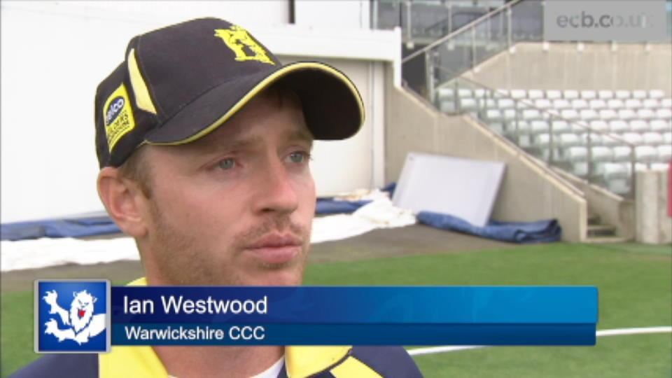 We are in a great position - Westwood