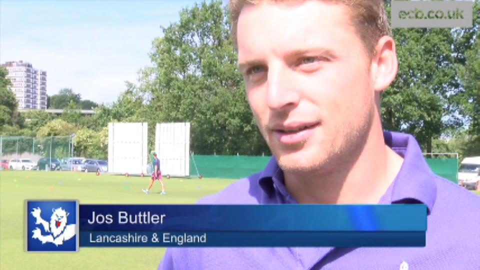 We want to entertain - Buttler