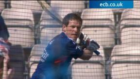 England v New Zealand - 2nd ODI highlights, NZ innings
