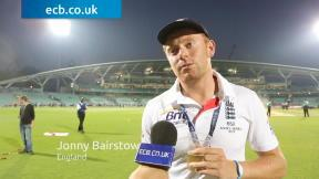 I've loved every minute says Bairstow