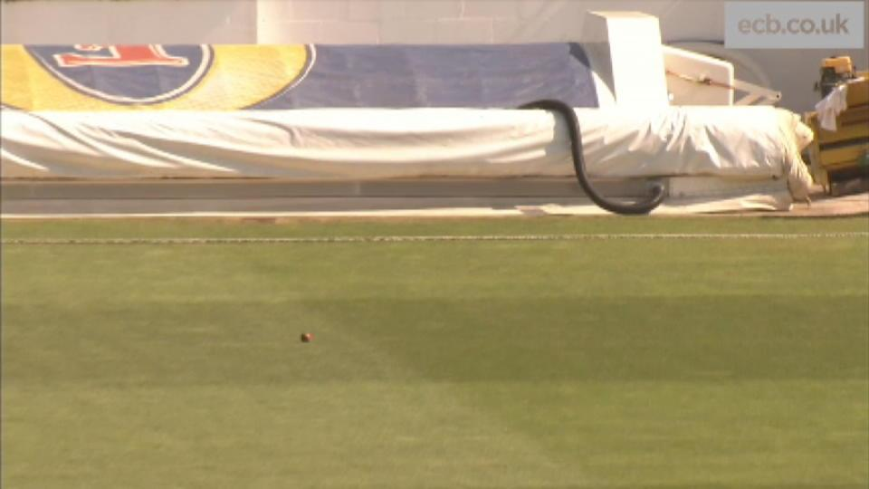 Glamorgan v Surrey - Day 3