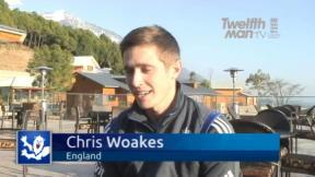 TwelfthMan asks...Chris Woakes