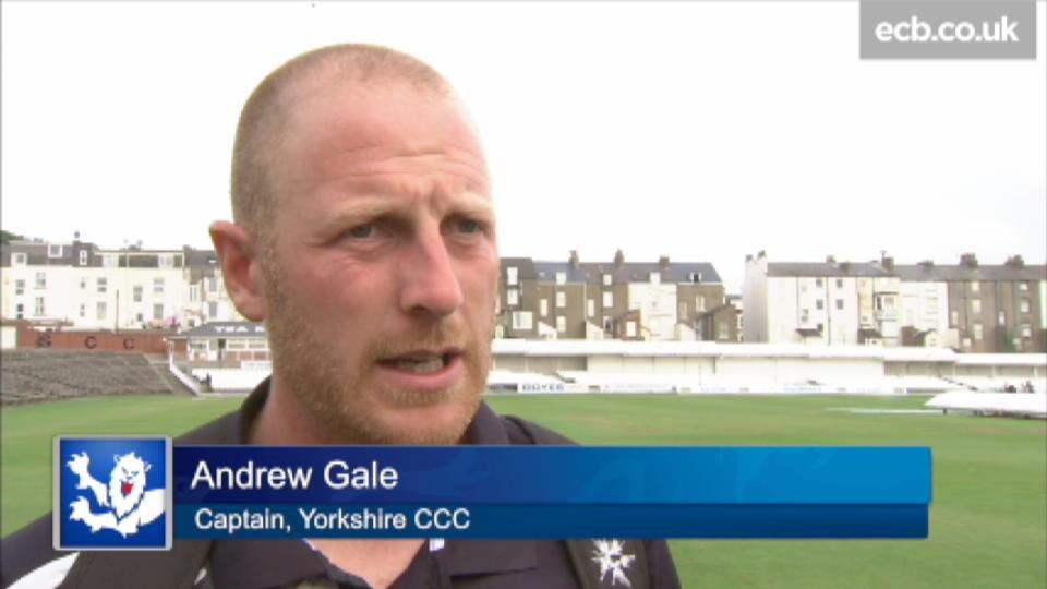 Very pleasing - Gale
