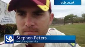 Peters relishing captaincy role