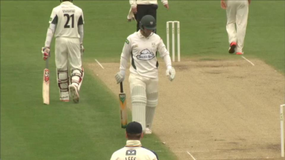 Worcestershire v Yorkshire - Day 2