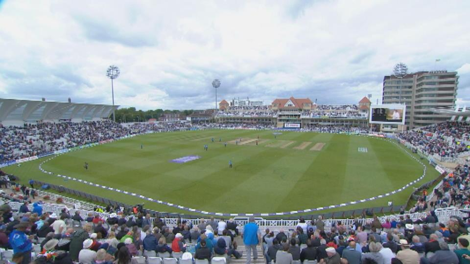England v India, 3rd ODI, India innings
