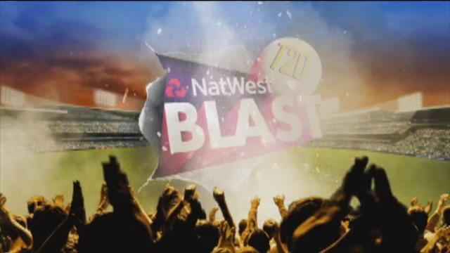 Somerset v Surrey - NatWest T20 Blast, Surrey Innings