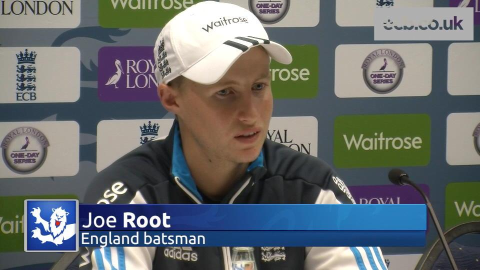Joe Root keen to extend winning run