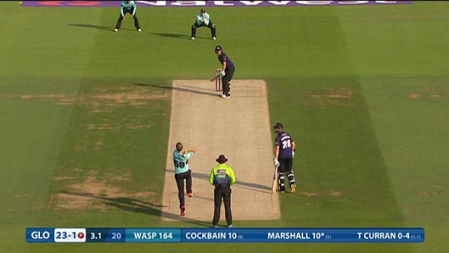 Surrey v Gloucestershire - NatWest T20 Blast, Gloucestershire Innings