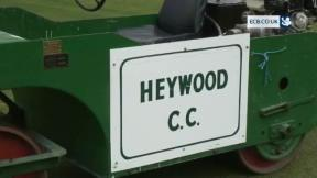 Making hay at Heywood