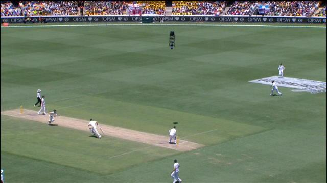 1st Ashes Test, Brisbane – Day 2 Morning