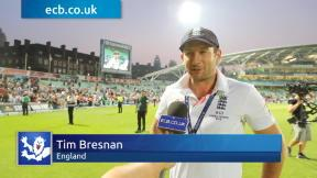 Better than Melbourne says Bresnan