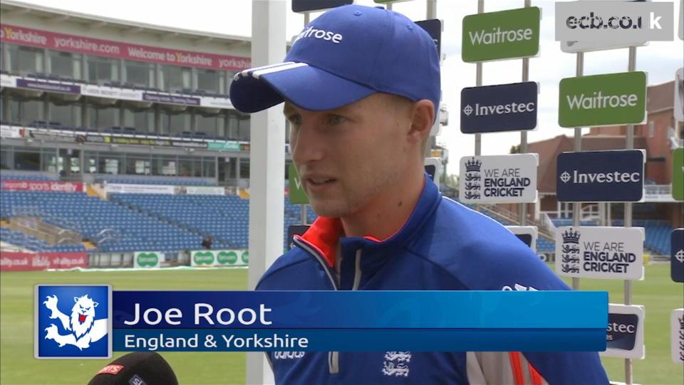 We need to back up Lord's win - Root