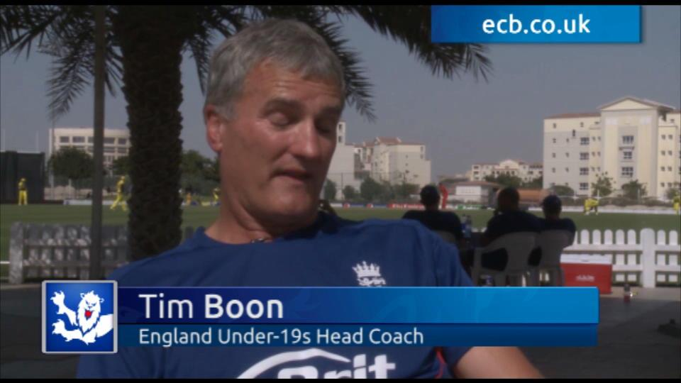 England could have won says Boon
