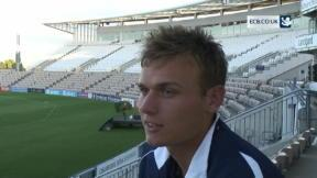 Briggs thrilled with T20 call up