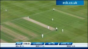 England v New Zealand - 1st Test Highlights, Day 1 Evening