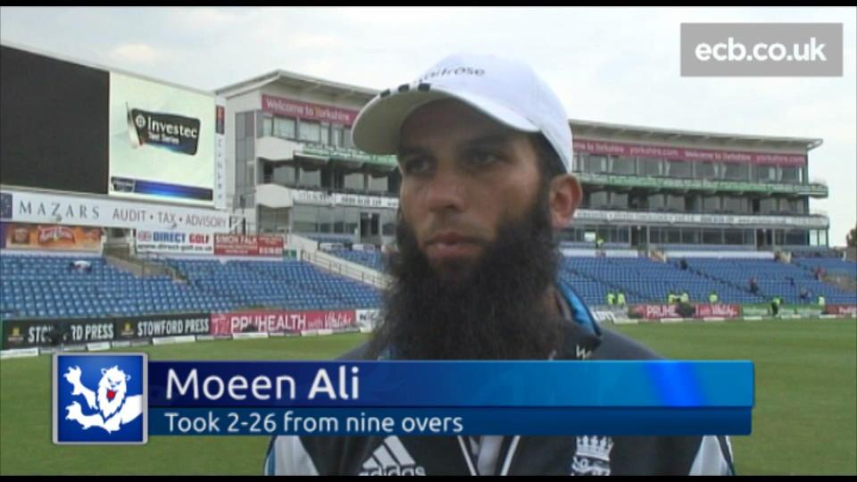 Ali optimistic of Headingley win