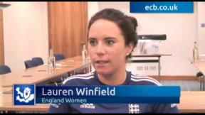 Winfield excited about Women's Ashes
