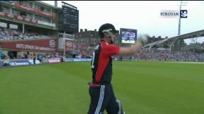 1st NatWest Series ODI - Kia Oval - England innings