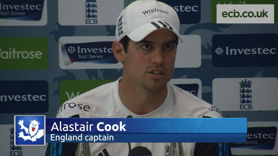 Cook targets Lord's win
