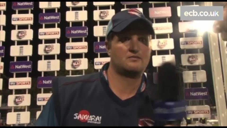 Blake boosts Spitfires