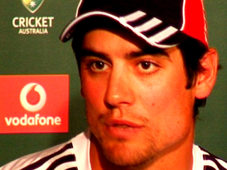 Cook ready to prove himself