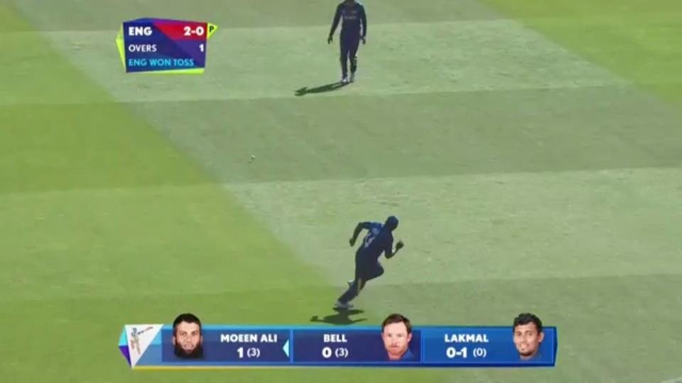 England v Sri Lanka, World Cup highlights