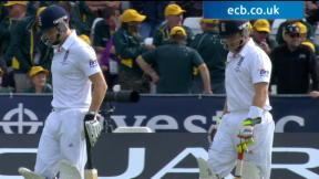 England v Australia - 4th Investec Ashes Test highlights, Day 1 Evening