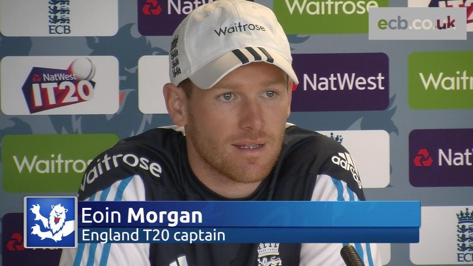 Morgan pleased with confidence boost