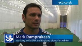 Ramprakash enjoying coaching role