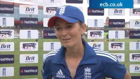 England Women triumph again