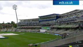 3rd Investec Test - Edgbaston - Day 2 morning