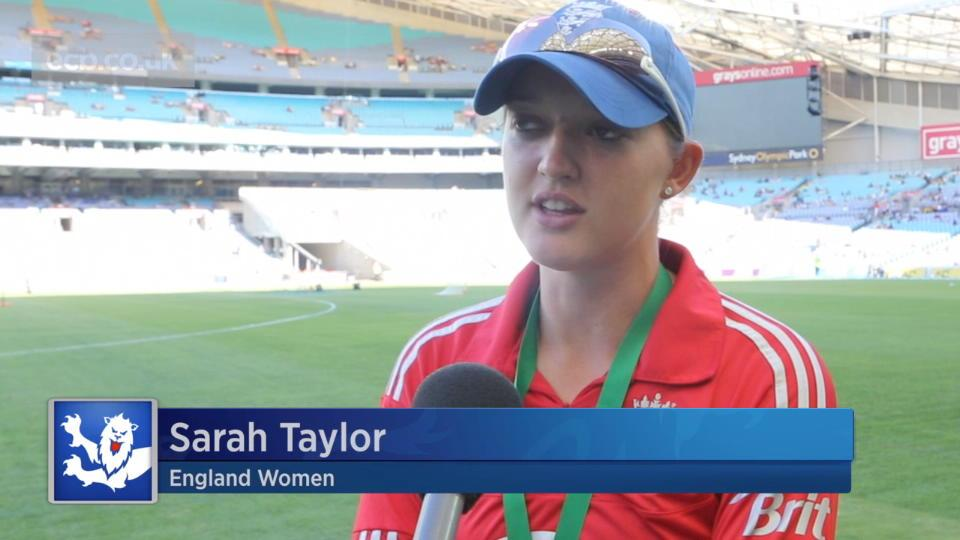 Taylor proud of Ashes win