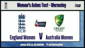 England Women v Australia Women - Day 3 highlights