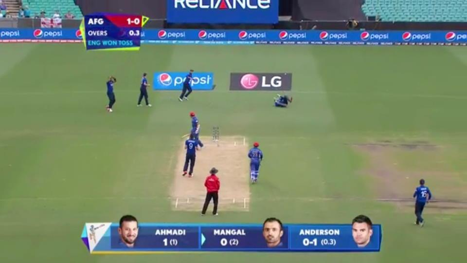 England v Afghanistan, World Cup highlights